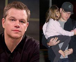 Prywatna szkoła odmówiła przyjęcia córek Matta Damona!