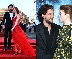 """Jon Snow i Ygritte zaręczyli się poza planem """"Gry o Tron""""!"""