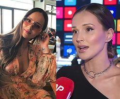 """Marina Łuczenko-Szczęsna snuje plany o karierze filmowej: """"Wszyscy mnie chwalili, dobra jestem!"""""""