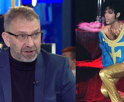"""Metz w TVN24: """"Byłem w posiadłości Prince'a. Mówił, że śnią mu się śpiewające anioły"""""""