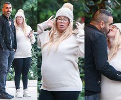 42-letnia Jenna Jameson w 7. miesiącu ciąży (ZDJĘCIA)