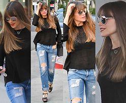#TRENDY: Sofia Vergara w dziurawych dżinsach
