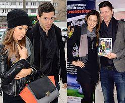 Lewandowski z żoną promują... BIOGRAFIĘ! (ZDJĘCIA)