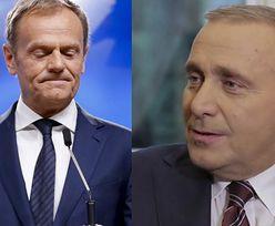"""Schetyna gorzko o Tusku: """"Nasza wspólna droga się skończyła. W polityce może być tylko jeden samiec alfa"""""""