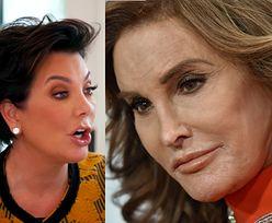 """Kris Jenner jest wściekła o książkę Caitlyn: """"Przedstawiła mnie jako PODŁĄ SUKĘ! Mam dość!"""""""