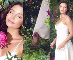 Brudne stopy Julii Wieniawy pozują w nowej reklamie firmy kosmetycznej (FOTO)