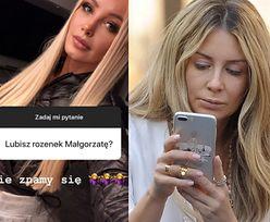 """Szczera Gąska odpowiada na pytania fanów: """"Małgorzata Rozenek? NIE ZNAMY SIĘ"""""""
