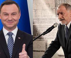 """Tata Andrzeja Dudy komentuje zawetowanie ustawy sądowniczej: """"Mam pełne zaufanie do syna, jestem z niego dumny!"""""""
