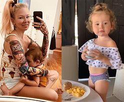 """Jenna Jameson o karmieniu dwuletniej córki piersią: """"To właśnie nazywam macierzyństwem"""""""
