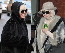 Pomylono Lindsay Lohan z... 66-LATKĄ! (PODOBNE?)