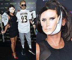 Mel B przebrała się za Victorię Beckham!