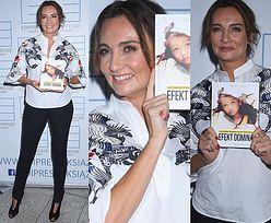 Dominika Kulczyk promuje nową książkę (ZDJĘCIA)
