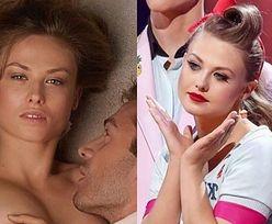 """Roznegliżowana Anna Karczmarczyk promuje nową sztukę. Fanka: """"Pokazać kawałek brzucha i ile lajków!"""""""