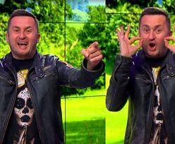 """Norbi żartuje w telewizji: """"ZGWAŁCIŁ MNIE konduktor, także kiełbasy są gorące""""…"""