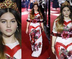 """""""Najpiękniejsza dziewczynka świata"""" na wybiegu Dolce&Gabbana"""