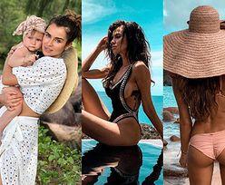 Natalia Siwiec kusi ciałem w bikini na rodzinnej majówce na Seszelach. Sexy mama? (FOTO)