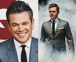 """Siwy Matt Damon na okładce amerykańskiego """"GQ"""""""
