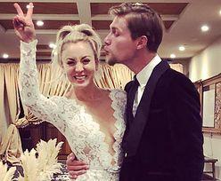 """Gwiazda """"Teorii Wielkiego Podrywu"""" wyszła za mąż! Pochwaliła się oryginalną kreacją (FOTO)"""