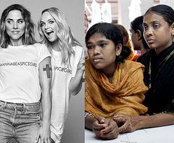"""Spice Girls płacą głodowe stawki za produkcję swoich charytatywnych koszulek! """"Nikt nie powinien być zmuszony do pracowania w takich warunkach"""""""