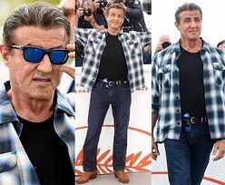 "Cannes 2019: Dziarski Sylvester Stallone promuje piątą część ""Rambo"""