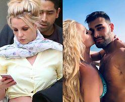 """Chłopak Britney Spears broni jej pobytu w szpitalu psychiatrycznym: """"To wyraz WIELKIEJ SIŁY"""""""