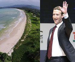 Zuckerberg zmusi Hawajczyków do sprzedaży ziemi? Nie chce, żeby ktoś zbliżał się do jego willi...