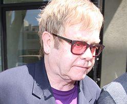 Elton John w SZPITALU!
