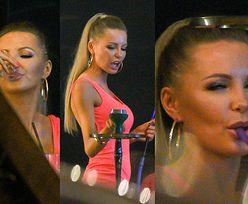 Roxi Gąska imprezuje bez Rozenka: wódka, fajka wodna i koledzy (FOTO)