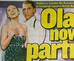 Ola Kwaśniewska ma już partnera