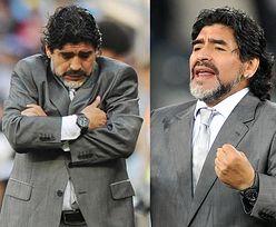 Emocje Diego Maradony
