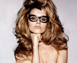 JAGODZIŃSKA NAGO... w reklamie okularów