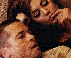Angelina i Brad: najpierw ślub, potem dziecko