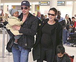 Angelina urodzi w Afryce?