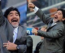 Maradona cieszy się z 4 goli!