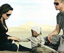 Angelina i Brad nazwą dziecko Afryka!