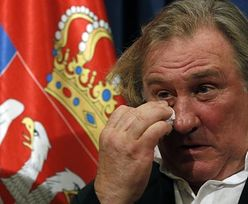 Gerard Depardieu przeprowadza się do... Afryki