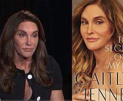 """Caitlyn Jenner reklamuje książkę. """"Nie mogłam być szczera przez 65 lat. Myślałam, że sekrety zabiorę do grobu!"""""""