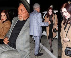 Była żona Elvisa Presleya spotyka się z... 76-letnim Tomem Jonesem! (ZDJĘCIA)