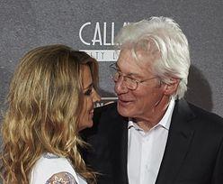 Prawie 69-letni (!) Richard Gere zostanie ojcem po raz drugi!