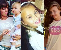 """Bieniuk pokazał stare zdjęcia córki. """"Wiem, jak bardzo chcesz być dorosła"""" (FOTO)"""