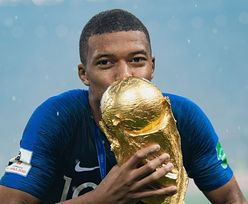 Kylian Mbappe, gwiazdor reprezentacji Francji, oddał WSZYSTKIE PREMIE za mundial na cele charytatywne!