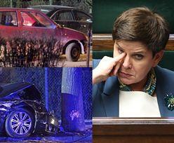 """Szydło NAPISAŁA LIST do 21-letniego kierowcy! """"Jako obywatele przed organami sprawiedliwości JESTEŚMY RÓWNI!"""""""