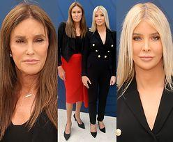 Dumna Caitlyn Jenner pozuje z młodą kochanką na hollywoodzkiej imprezie