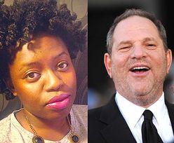 """Feministka zarzuca Weinsteinowi, że... gwałcił tylko białe kobiety! """"Czarna nie jest uważana za godne trofeum seksualne"""""""