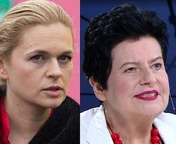 """Senyszyn kpi z Barbary Nowackiej: """"To Magdalena Ogórek premium"""""""
