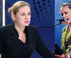 """Nowacka broni marynarki Nykiel: """"Absolutnie nie uważam, żeby to było coś obrażającego uczucia religijne"""""""