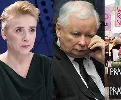 """Scheuring-Wielgus wspiera Czarny Piątek: """"Kaczyński boi się kobiet. Mam nadzieję, że zobaczy ten tłum!"""""""