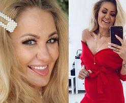 """Ciężarna Ewa Mrozowska z """"Gogglebox"""" relacjonuje na Instagramie badanie USG"""