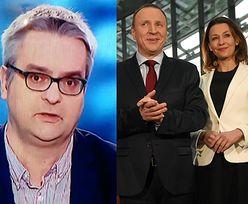 """Dziennikarz, który wyszedł ze studia o TVP: """"To PiS-owski POLITYCZNY TABLOID!"""""""