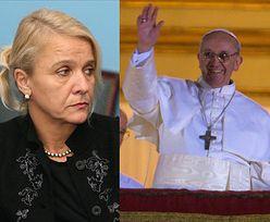 """Dostanie naganę za nazwanie papieża """"CHUJEM, KTÓRY DONOSIŁ""""?"""